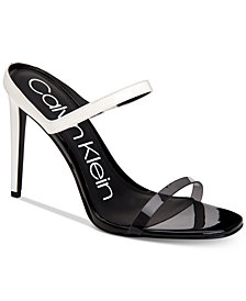 Calvin Klein Women's Dala Dress Sandals