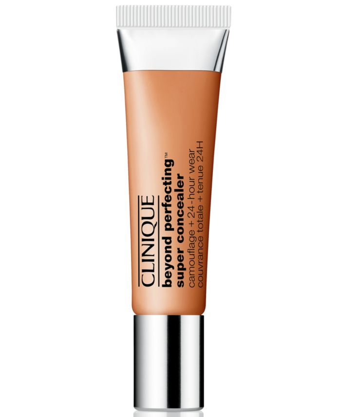 Clinique Beyond Perfecting Super Concealer Camouflage + 24-Hour Wear, 0.28-oz. & Reviews - Concealer - Beauty - Macy's
