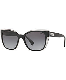 Ray-Ban NEW WAYFARER Polarized Sunglasses, RB2132 55