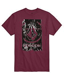 Volcom Men's Graphic Redact T-Shirt, Created for Macy's