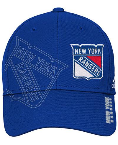 adidas New York Rangers 2nd Season Flex Cap