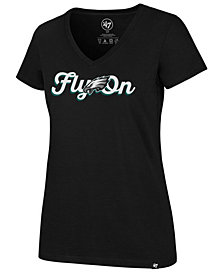'47 Brand Women's Philadelphia Eagles Local Graphic T-Shirt