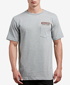 Volcom Men's Transporter Pocket T-Shirt