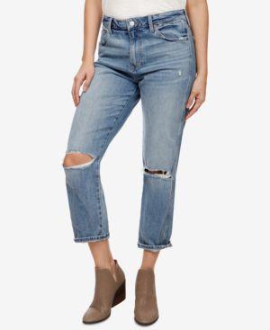 Lucky Brand Distressed Boyfriend Jeans