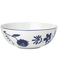 kate spade new york Spring Street Serving Bowl