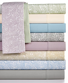 Bari 350 Thread Count 4-Pc. Sheet Set Collection
