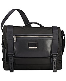 Tumi Men's Alpha Bravo Fallon Messenger Bag