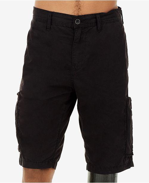 5453231e85 True Religion Men's Mojave Brown Cargo Shorts & Reviews - Shorts ...