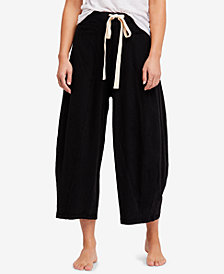 Free People Wild Is The Wind Drawstring Pants