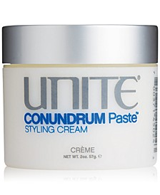 CONUNDRUM Paste Styling Cream, 2-oz., from PUREBEAUTY Salon & Spa