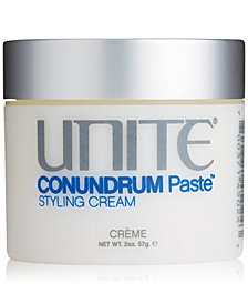 UNITE CONUNDRUM Paste Styling Cream, 2-oz., from PUREBEAUTY Salon & Spa