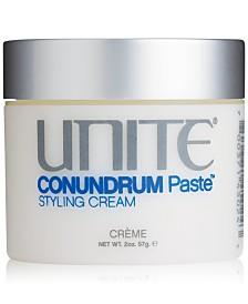 UNITE CONUNDRUM Paste Styling Cream, 2-oz., from PUREBEAUTY Salon & Spa