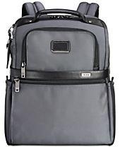 Tumi Men's Alpha Slim Solutions Backpack