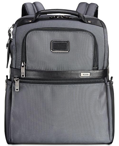 f4e2b19d29 Tumi Men s Alpha Slim Solutions Backpack - All Accessories - Men ...