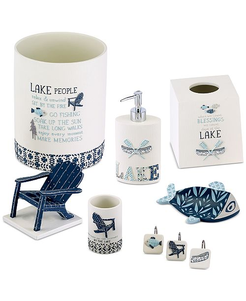 Avanti Lake Life Bath Collection & Reviews - Bathroom ...