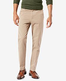 Dockers Men's Workday Smart 360 Flex Slim Fit Khaki Stretch Pants D1