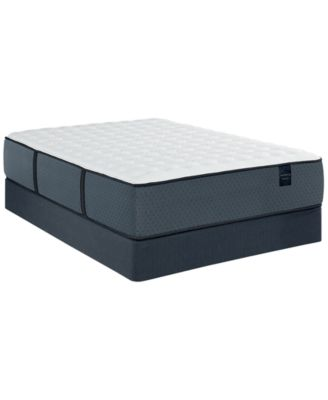 """Dunmore 14.5"""" Cushion Firm Hybrid Mattress Set - Twin, Created for Macy's"""