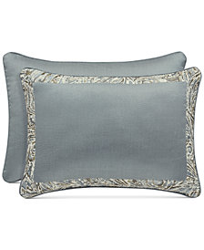 "J Queen New York Giovani Boudoir 20"" x 12"" Decorative Pillow"