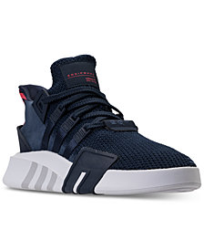 adidas Men's Originals EQT Basketball Knit OG Off-Court Sneakers from Finish Line
