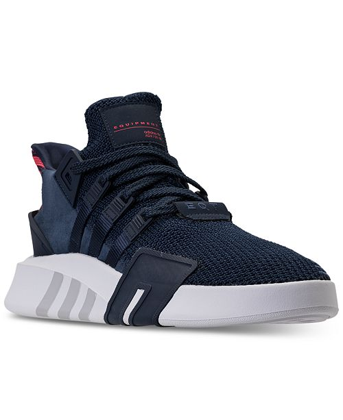 10f601696f69 ... adidas Men s Originals EQT Basketball Knit OG Off-Court Sneakers from Finish  Line ...