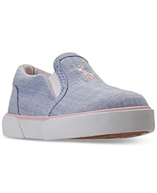 Toddler Girls' Bal Harbour II Casual Sneakers from Finish Line