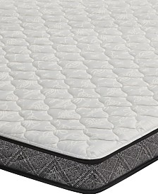 "MacyBed by Serta  Basics 5"" Firm Foam Mattress - Full, Created for Macy's"