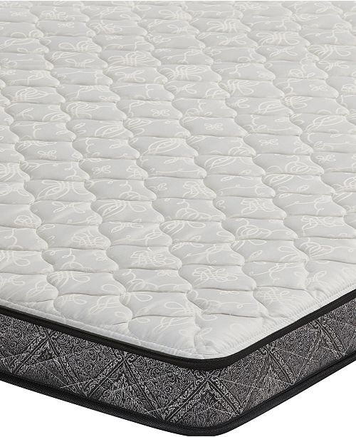 "MacyBed by Serta  Basics 5"" Firm Foam Mattress - King, Created for Macy's"