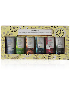 Korres 6-Pc. The Greatest Mini Body Milk & Butter Set