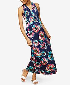 Motherhood Maternity V-Neck Maxi Dress