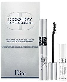 Dior 2-Pc. Diorshow Iconic Overcurl Mascara Set