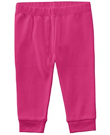 Cotton Jogger Pants, Baby Boys or Baby Girls, Created for Macy's