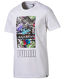 Puma Men's Photo Graphic T-Shirt