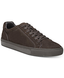 Dr. Scholl's Men's Rhythms Suede Low-Top Sneakers