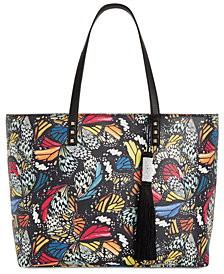 I.N.C. Deliz Stud Laptop Tote, Created for Macy's