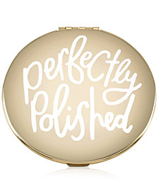 kate spade new york All That Glistens Perfectly Polished Compact