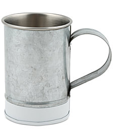 Thirstystone Galvanized Mug With Stainless Steel Liner