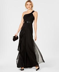 Black Evening Gowns: Shop Black Evening Gowns - Macy's