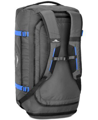 Decatur Duffel Backpack