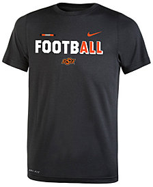 Nike Oklahoma State Cowboys Legend Football T-Shirt, Big Boys (8-20)