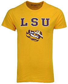 Retro Brand Men's LSU Tigers Midsize T-Shirt