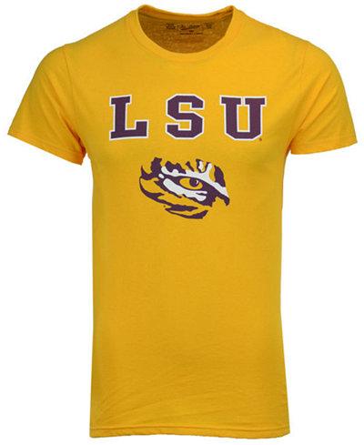 Retro Brand Men's LSU Tigers Midsize T-Shirt