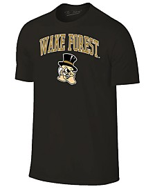 Retro Brand Men's Wake Forest Demon Deacons Midsize T-Shirt