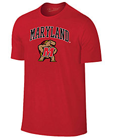 Retro Brand Men's Maryland Terrapins Midsize T-Shirt
