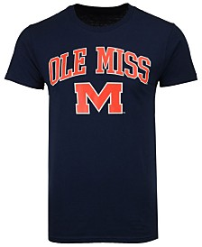 Retro Brand Men's Ole Miss Rebels Midsize T-Shirt