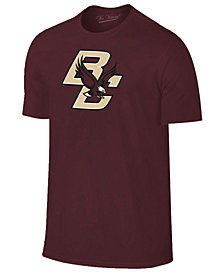 New Agenda Men's Boston College Eagles Big Logo T-Shirt