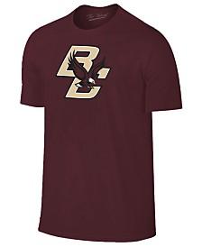 New Agenda Men's Boston College Eagles Big Logo T-Shirt