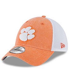 New Era Clemson Tigers Washed Neo 39THIRTY Cap