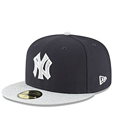 New York Yankees Pop Color 59FIFTY Fitted Cap