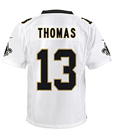 Nike Michael Thomas New Orleans Saints Game Jersey, Big Boys (8-20)
