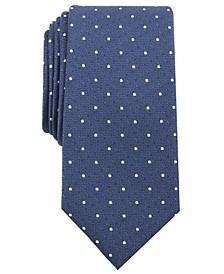 Men's Frye Dot Skinny Tie, Created for Macy's
